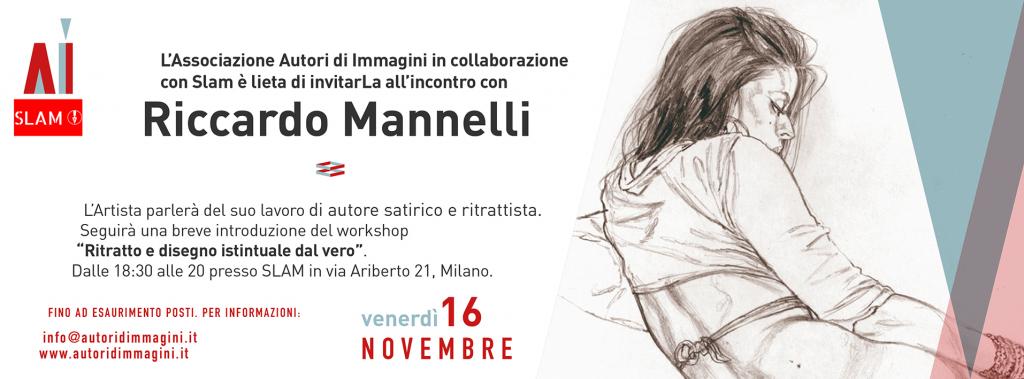 Banner Serata Mannelli
