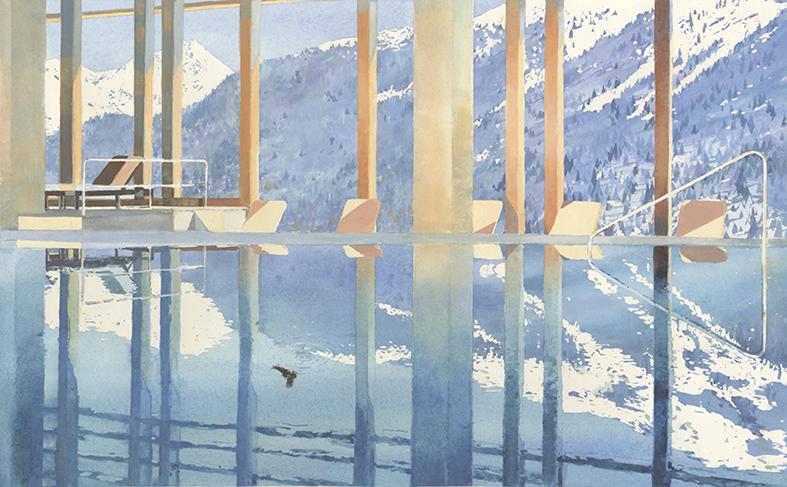 Kulm Hotel St Moritz - MAGAZINE
