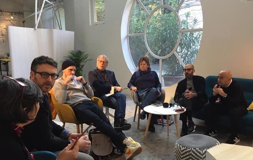 Stefano Cipolla, Emiliano Ponzi, Silvana Sola, Roberto Battaglia, Jon Cockley, Giuseppe Camuncoli, Anna Rossi