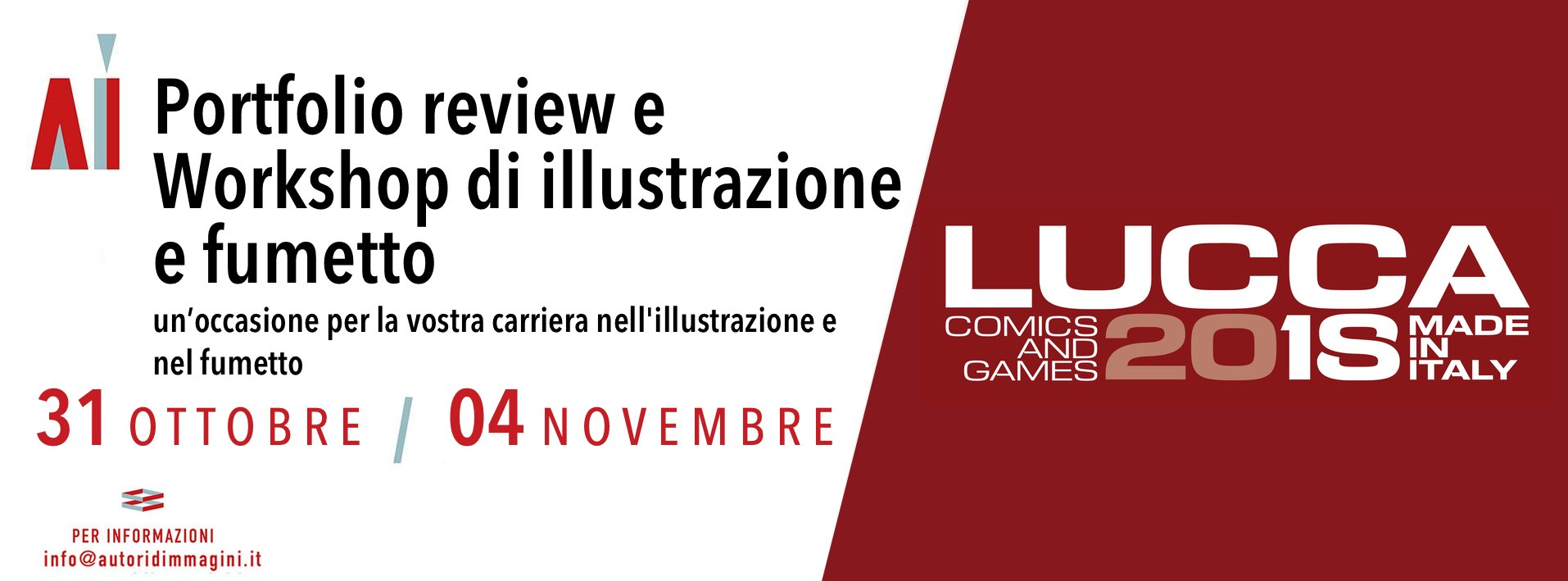Lucca Comics 2018